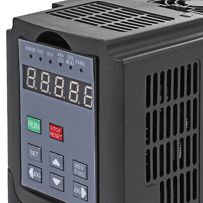 Top 220V 2.2Kw 3Hp Variable Frequency Drive Vfd Inverter Free Postage 8