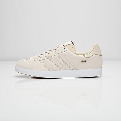info for e1e8e 44aef ... NIB Adidas Consortium x Saint Alfred Gazelle GTX Sneakers Ivory Off  White BB0894 7