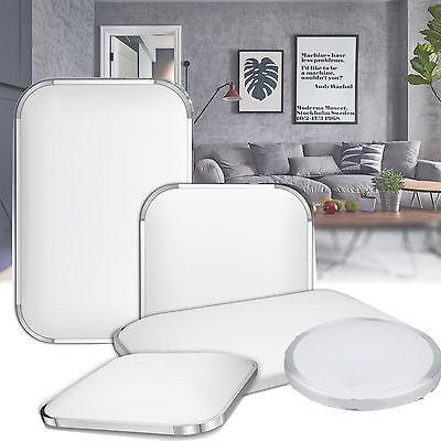 12w 96w led deckenlampe dimmbar led deckenleuchte mit fernbedienung wandlampe eur 11 69. Black Bedroom Furniture Sets. Home Design Ideas