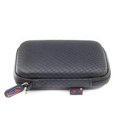 Hard Case For Garmin Zumo 396 346 LMT-S 4.3'' Motorbike Sat Nav *Slim For Pocket