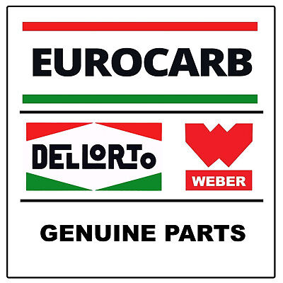 Dellorto Weber genuine synchrometer carb. balancer made in Germany not China! 5
