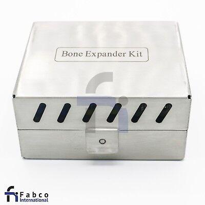 Dental Bone Expander Kit Sinus Lift With Saw Disks Surgical Implant Instruments 3