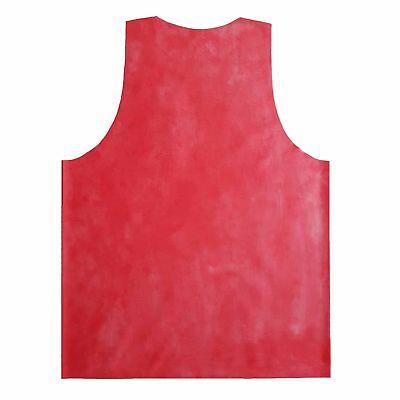 Latex Hemd aus Rubber in der Farbe rot, Einheitsgröße 8