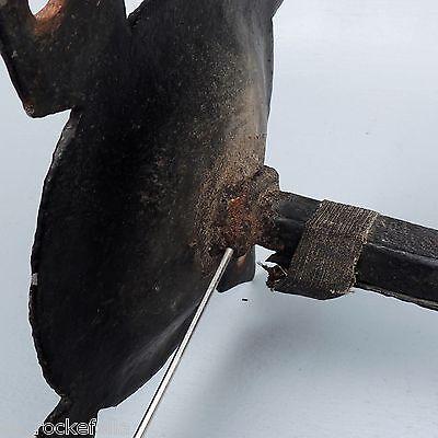 Wrought Iron Bracket Lamp or Lantern Holder 1 of 2 - Likely Samuel Yellin W. VR 8