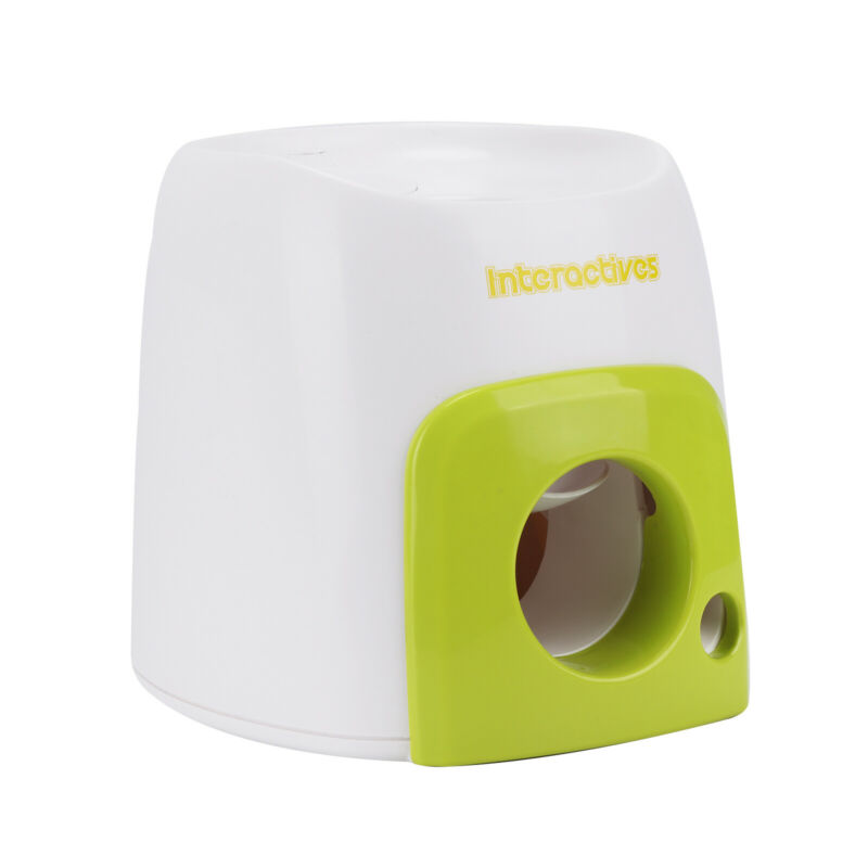 Automatic Interactive Pet Dog Launcher Tennis Ball Toy Fetch Hyper Training Game 4