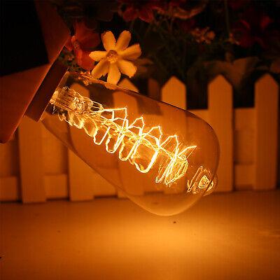 E27 40w Vintage Led Edison Ampoule Filament Clair Décoration de Maison 7