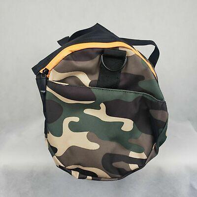 Cuibird Camo And Orange Travel Bag Dufflebag Carry On 4