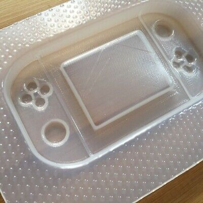 Handheld Game Console Plastic Mold Resin Molds Shaker Gamer UV resin mould 8