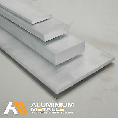 Alu Aluminium Flachstange 40 x 5 mm EN AW 2007 AlCuMgPb Flachstab Flachmaterial