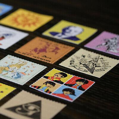 16x Papermagnet Blotter Art LSD Unique Ultimate Collection Set
