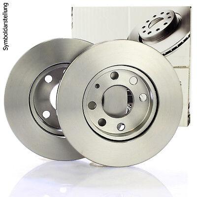 Reiniger 2 Bremsscheiben 240mm+Beläge Satz vorne  OPEL CORSA C F08 1.0 1.2 16V