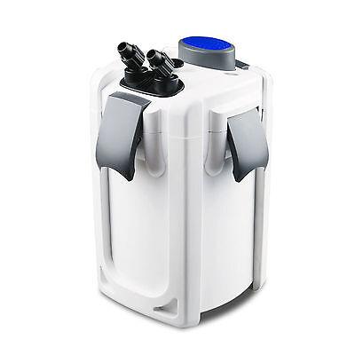 Aquarium Außenfilter Hw-702-704A/B UVC Klärer 400-1000l Becken Filtermaterial 8