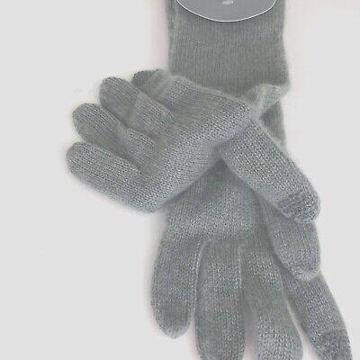 Hannah Rose Women Green Gloves One Size. Gift idea! 11