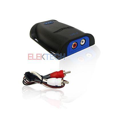 PAC LP5-2 L O C  Pro Line Output Converter Adjustable Car Audio Two (2)  Channel