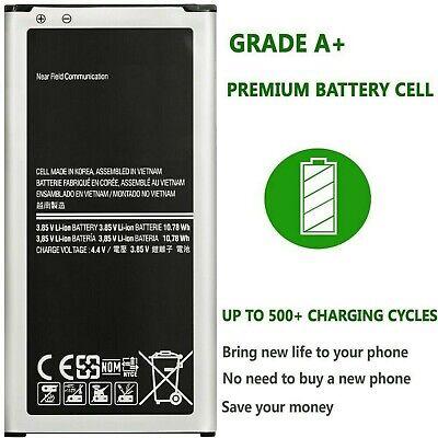 New Original OEM Samsung 2800mAh Genuine Battery For Galaxy S5 EB-BG900BBU/BBZ 2