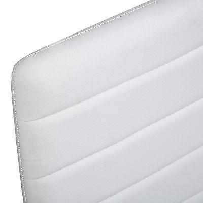 6x Chaise de salle à manger ensemble salon design chaises cuisine neuf blanc