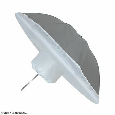 "Studio Lighting Umbrella Diffuser Soft Cloth for 33"" Silver/Gold Umbrella 3302 6"