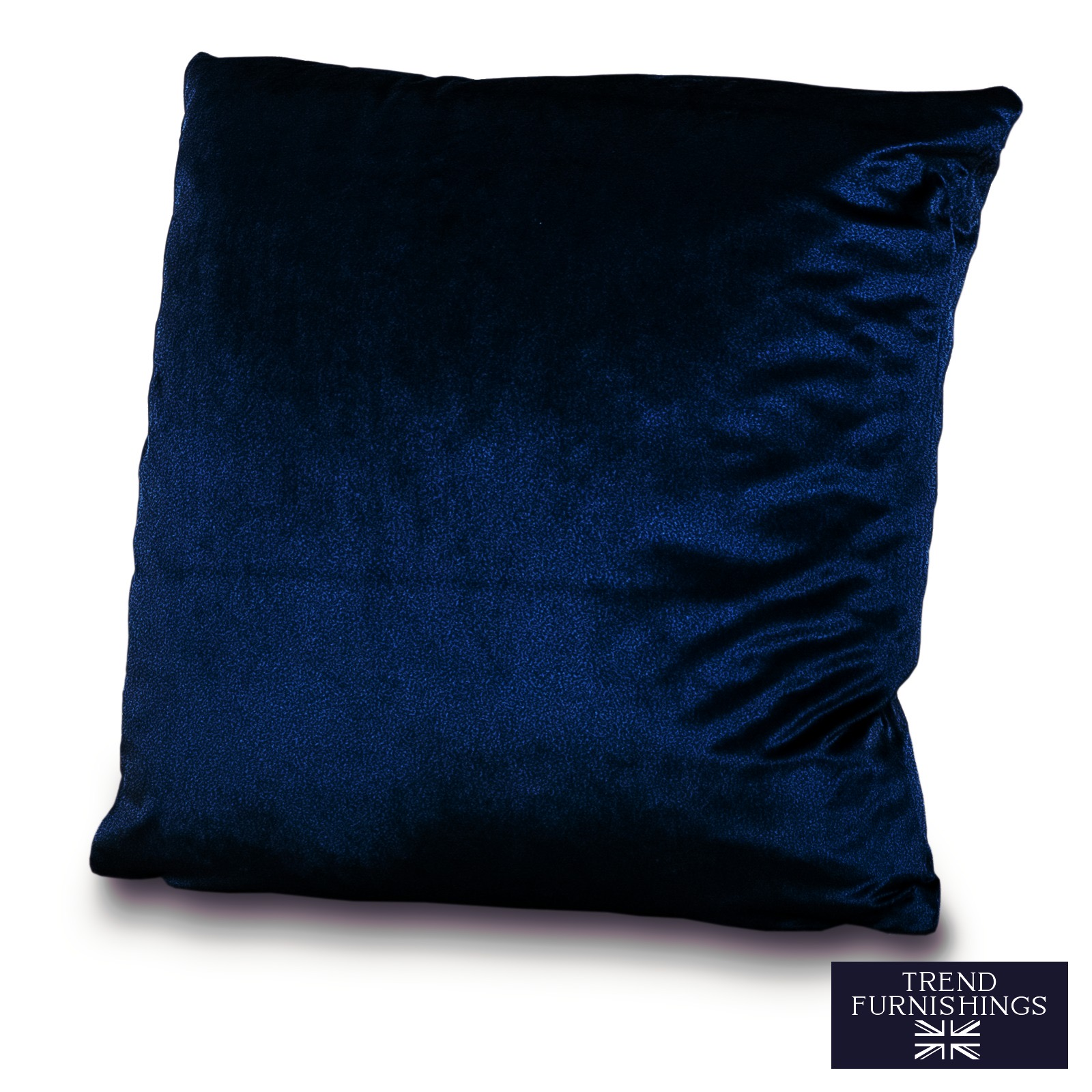Velvet Soft Plush Cushion Covers 9 Colours Filled or Unfilled Handmade in the UK 4