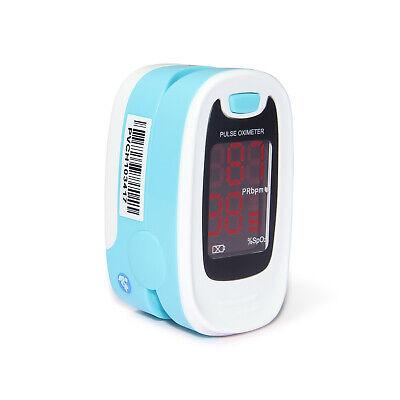 USA FDA Finger Pulse Oximeter Blood Oxygen Sensor O2 SpO2 Monitor Heart Rate New 3