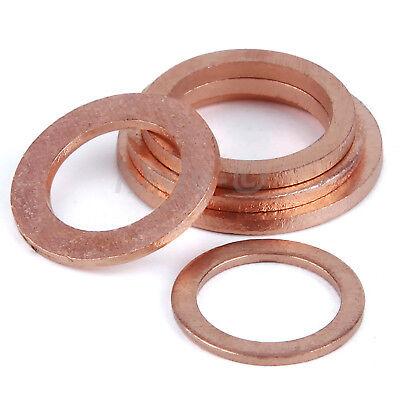Kupfer Unterlegscheiben M5 10 Stück