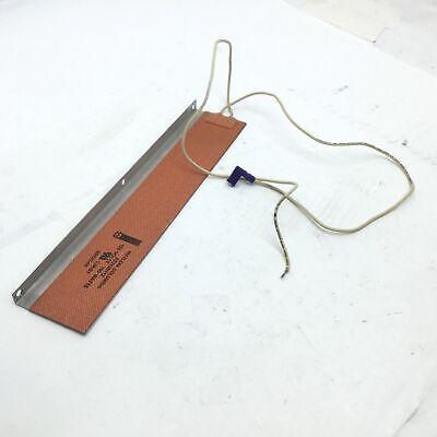 """Watlow 020120112 Heater Strips Length: 12"""", Width: 2"""" 120V, 100W 3"""