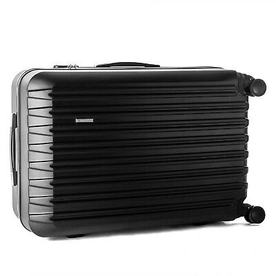 """4 Piece ABS Luggage Set Light Travel Case Hardshell Suitcase 16""""20""""24""""28"""" 10"""