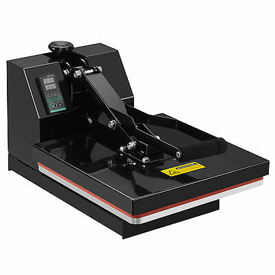 "15"" x 15"" Digital Clamshell Heat Press Machine Transfer Sublimation T-shirt 7"