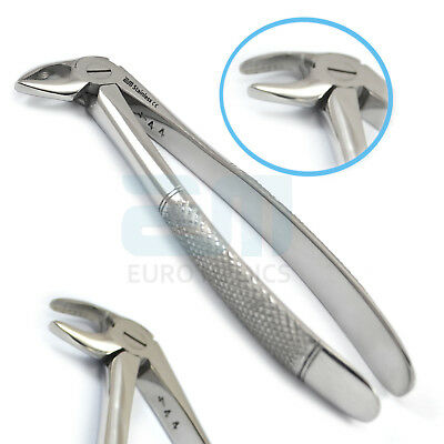 Set Of 2 Dental Instruments Tooth Extraction Forceps for Lower Molars Dentist 2