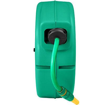 Enrouleur automatique de tuyau d'arrosage pour jardin Tuyau d'eau inclus 20 m 3