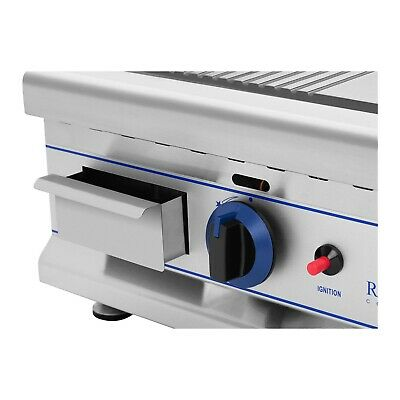 Plancha Snacker Inox Plaque Cuisson Fonte Grill Ve Barbecue
