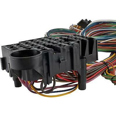 Hot Rod Eazy Wiring Harness 22 Circuit Complete Harness A To Z - Ford, Gm, Mopar 5