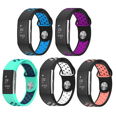 For Fitbit Charge 2 Various Luxe Band Replacement Wristband Watch Strap Bracelet 4
