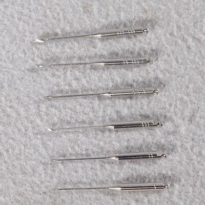18Pc/3pack Dental Gates Glidden Drill Endodontic Files Root Canal Reamer #1-6 32 7