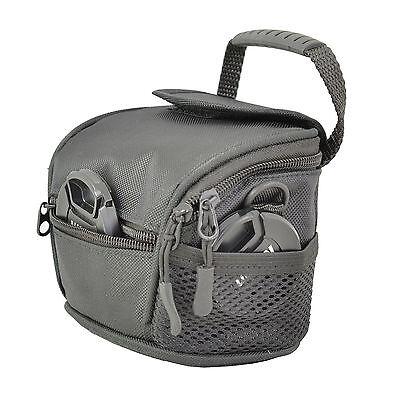 Black Camera Case Bag for CANON POWERSHOT SX430 SX410 SX420 IS SX530 SX540 SX510 2