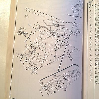 1967 1969 cessna 210 parts manual 152 04 picclick rh picclick com Cessna Parts Catalog cessna 210 parts manual pdf