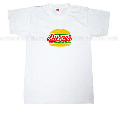 FUNNY GIVE ME CHEESE BURGER NO ONE GETS HURT TEE Slogan Fast Food Bun T Shirt