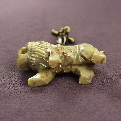 TIGER CHARM Totem Symbol Amulet Talisman Attraction Sign Wild Animal Magick Cat