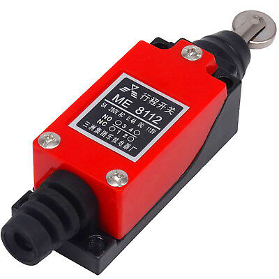 Micro Position Limit Switch 250V 5A Industrial Commercial SPDT End Stop Switch 9
