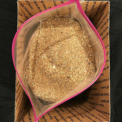 Rich Gold Nugget Pay Dirt Approximately 20-30lbs OF UNSEARCHED PAYDIRT