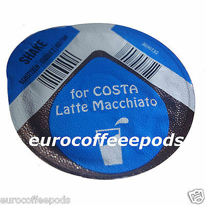 24 x Tassimo Costa Latte 12 Coffee 12 Milk 24 T- Discs 12 Servings 2