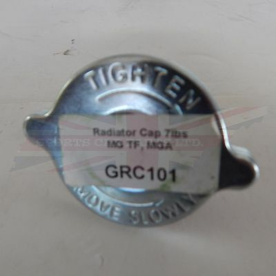 New Radiator Cap 7lb MG Midget Austin Healey Sprite 1961-67 Made in England