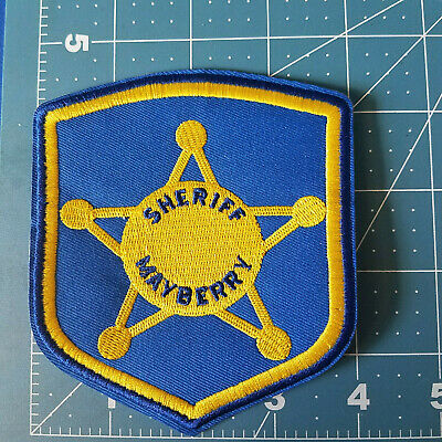 Mayberry RFD 4 1/2 inch tall sleeve Patch Cosplay Costume 2