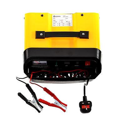 12/24V - 10 Amp Portable Battery Charger