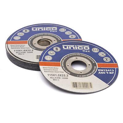 Trennscheiben 1mm Flexscheibe Inox Edelstahl Metall Extradünn 115 125 230 mm 4