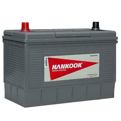 Hankook XL31S Batterie Décharge Lente Pour Caravane, Camping Car 12V 130AH 2