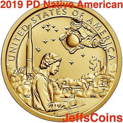 2018 PDS SACAGAWEA NATIVE AMERICAN JIM THORPE WA-THO- HUK + Proof Dollar P D S 5