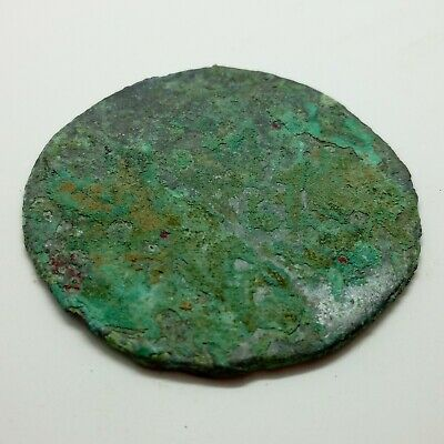 Bronze Mirror Cross / Flower  100-300AD. Scythian Celtic 4