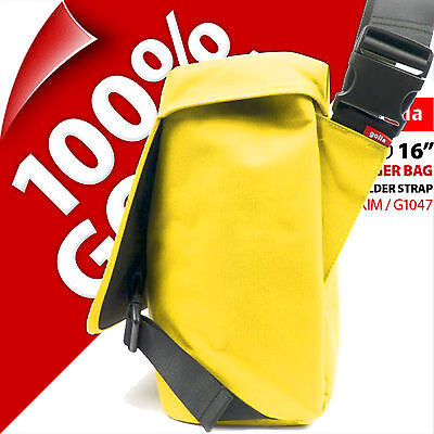 "G1704 Orange Golla Original Laptop Bag Handle Sleeve 16/"" 53041"
