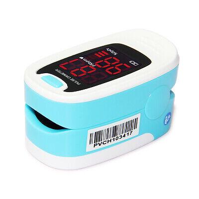 USA FDA Finger Pulse Oximeter Blood Oxygen Sensor O2 SpO2 Monitor Heart Rate New 7
