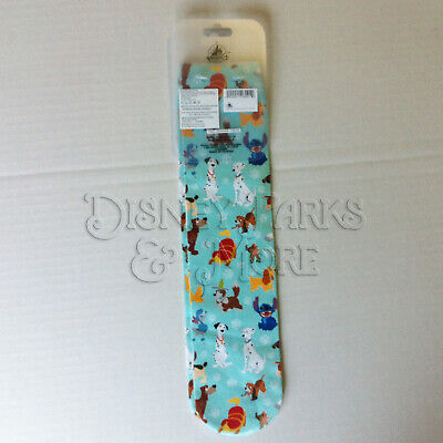 Disney Parks Dogs and Cats of Disney Socks Set Stitch Pluto Simba Figaro ADULT